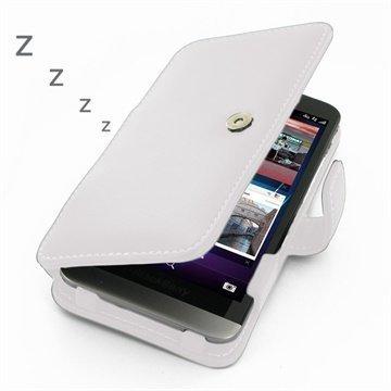 BlackBerry Z30 PDair Leather Case 3WBBZ3B41 Valkoinen