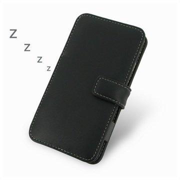 BlackBerry Z30 PDair Nahkakotelo Musta