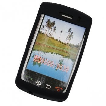 Blackberry 9500 Storm Silicon Case