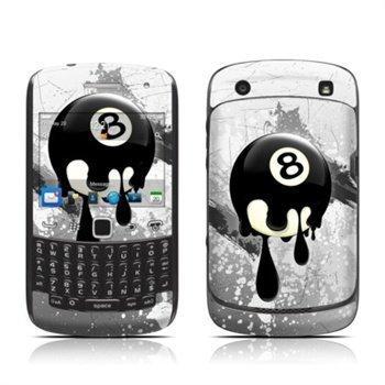 Blackberry Curve 3G 9300 Curve 9350 Curve 9360 Curve 9370 8Ball Skin