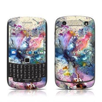 Blackberry Curve 3G 9300 Curve 9350 Curve 9360 Curve 9370 Cosmic Flower Skin