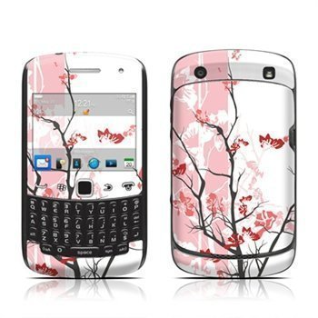 Blackberry Curve 3G 9300 Curve 9350 Curve 9360 Curve 9370 Pink Tranquility Skin