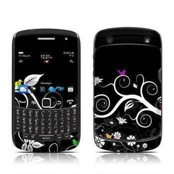 Blackberry Curve 3G 9300 Curve 9350 Curve 9360 Curve 9370 Tweet Dark Skin