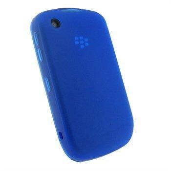 Blackberry Curve 8520 Curve 3G 9300 iGadgitz TPU-Suojakotelo Sininen