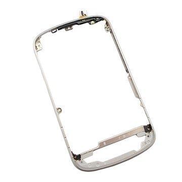 Blackberry Q10 Etukuori Valkoinen