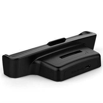 Blackberry Z10 Kidigi Kaksipaikkainen USB-Pöytälaturi Musta