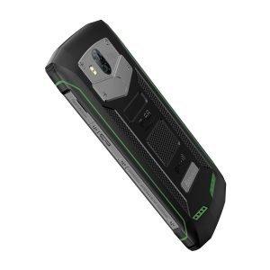 Blackview Bv5800pro Ip68 Puhelin Musta / Vihreä