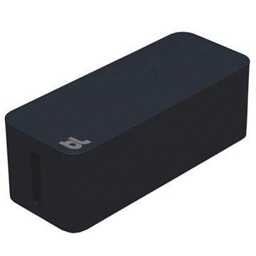 Bluelounge CableBox Kaapelijärjestelijä Musta