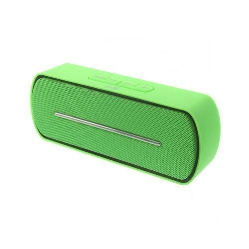Bluetooth Kaiutin Mikrofonilla Vihreä