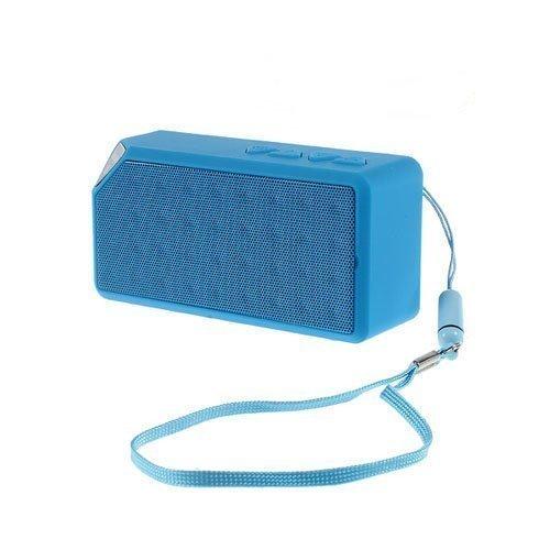 Bluetooth Kaiutin Radiolla Sininen