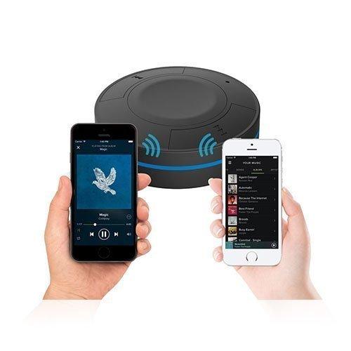 Bluetooth V4.1 Auton Hands-Free Audio Vastaanotin 3.5mm Syötöllä