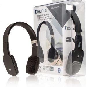 Bluetooth-kuulokkeet musta