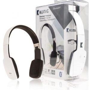 Bluetooth-kuulokkeet valkoinen