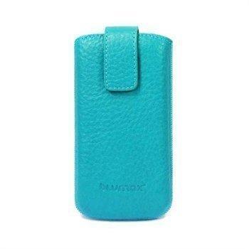 Blumax Filo Leather Case Turquoise