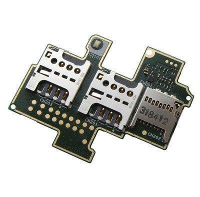 Board Lukija SIM ja MicroSD Sony C2004/C2005 Xperia M Dual
