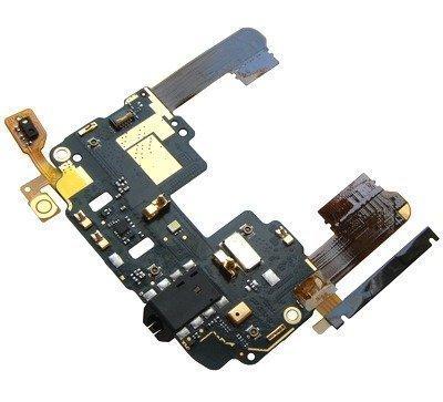 Board kaapelilla Äänenvoimakkuus and Virtakaapeli HTC One mini 601n Alkuperäinen