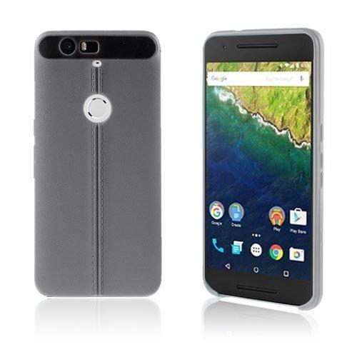 Boije Google Nexus 6p Kuori Harmaa