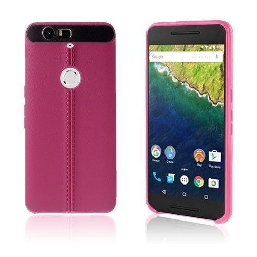 Boije Google Nexus 6p Kuori Kuuma Pinkki