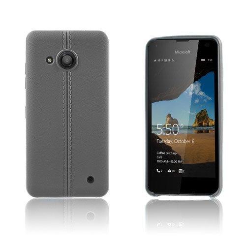 Boije Microsoft Lumia 550 Kuori Harmaa