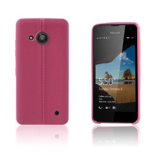 Boije Microsoft Lumia 550 Kuori Kuuma Pinkki