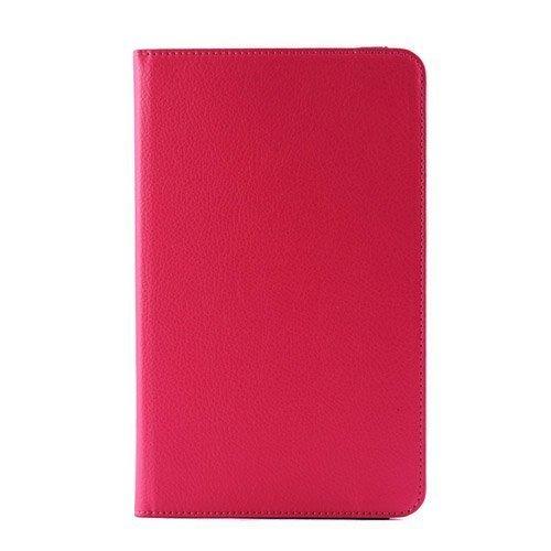 Borelius Acer Iconia Tab 8 A1-840 Kääntyvä Nahkakotelo Kuuma Pinkki
