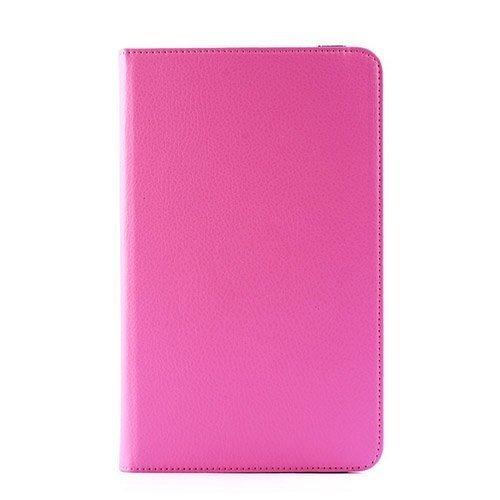 Borelius Acer Iconia Tab 8 A1-840 Kääntyvä Nahkakotelo Pinkki