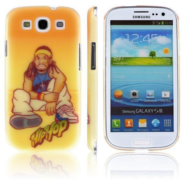 Boy Street Funk Cooldown Samsung Galaxy S3 Suojakuori