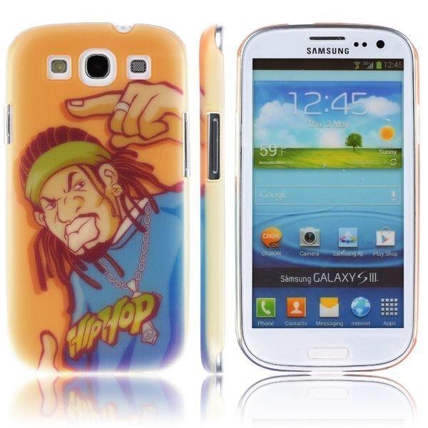 Boy Street Funk That Away Samsung Galaxy S3 Suojakuori