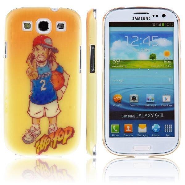 Boy Street Funk V Very Cool Samsung Galaxy S3 Suojakuori