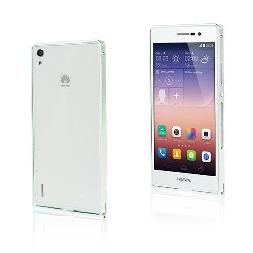 Brandes Hopea Huawei Ascend P7 Alumiini Suojakehys