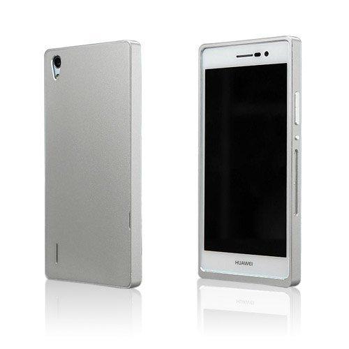 Brandes Hopea Huawei Ascend P7 Alumiini Suojakuori