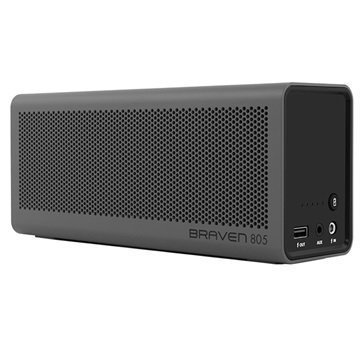 Braven 805 Bluetooth Kaiutin / Virtapankki Harmaa