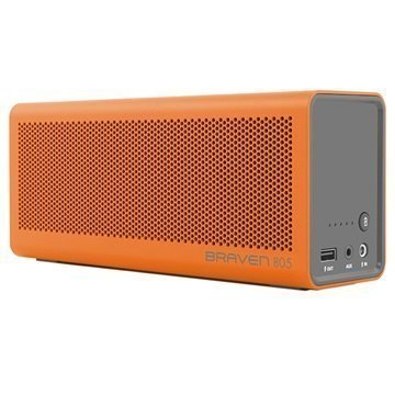 Braven 805 Bluetooth Kaiutin / Virtapankki Oranssi