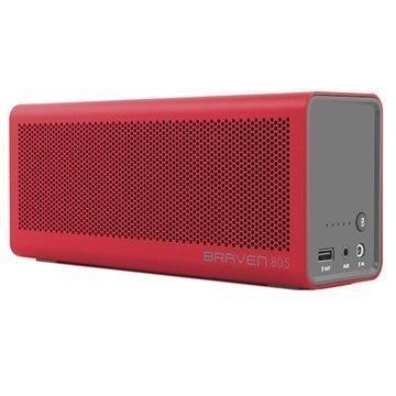 Braven 805 Bluetooth Kaiutin / Virtapankki Punainen