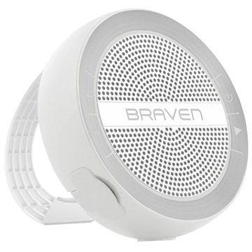 Braven Mira Kannettava Bluetooth-Kaiutin Hopea