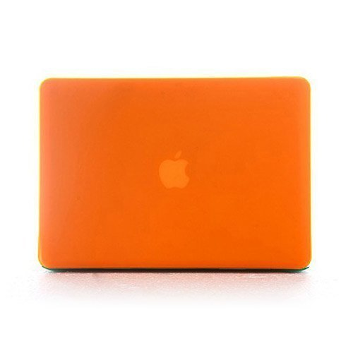 Breinholst Oranssi Macbook Pro 15.4 Retina Suojakuori