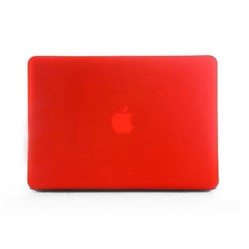 Breinholst Punainen Macbook Pro 15.4 Retina Suojakuori