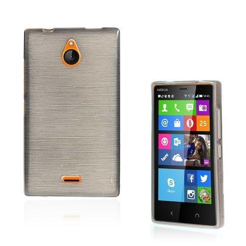 Bremer Harmaa Nokia X2 Suojakuori