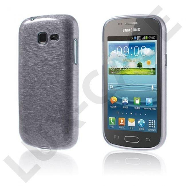 Bremer Kiilloitettu Harmaa Samsung Galaxy Trend Ii Suojakuori