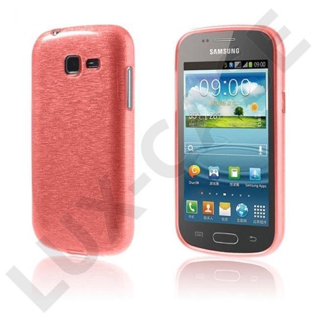 Bremer Kiilloitettu Pinkki Samsung Galaxy Trend Ii Suojakuori