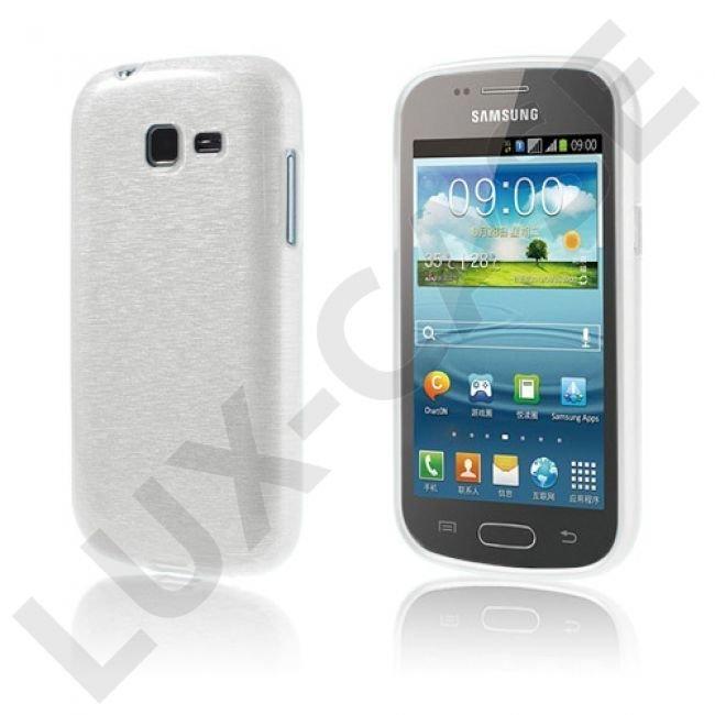 Bremer Kiilloitettu Valkoinen Samsung Galaxy Trend Ii Suojakuori