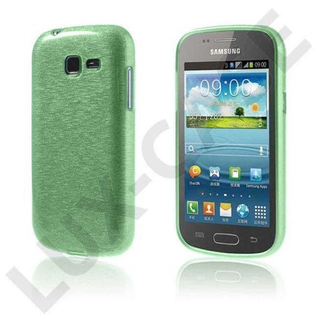 Bremer Kiilloitettu Vihreä Samsung Galaxy Trend Ii Suojakuori