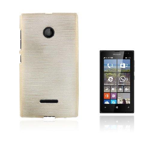 Bremer Microsoft Lumia 435 Suojakuori Champagne