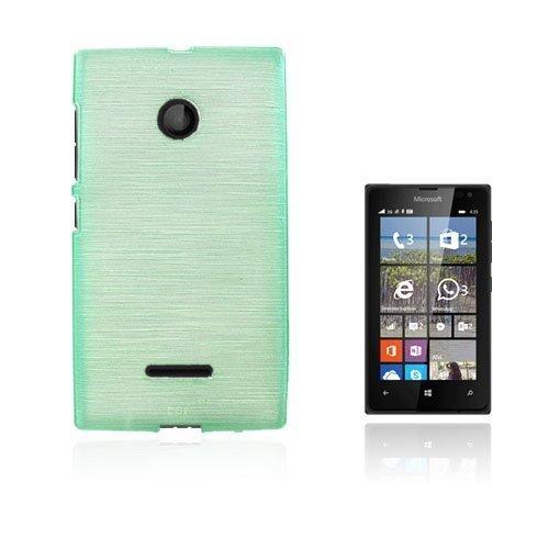 Bremer Microsoft Lumia 435 Suojakuori Syaani