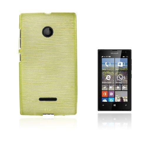 Bremer Microsoft Lumia 435 Suojakuori Vihreä