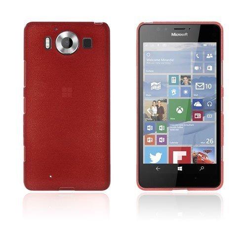 Bremer Microsoft Lumia 950 Kuori Punainen