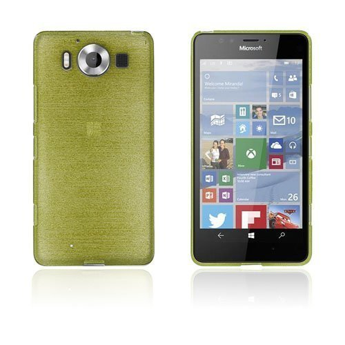 Bremer Microsoft Lumia 950 Kuori Vihreä
