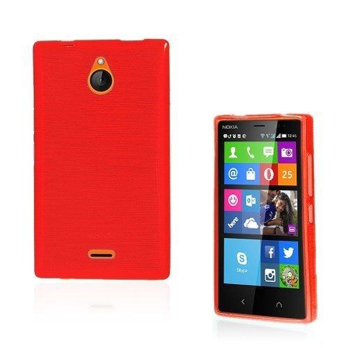 Bremer Punainen Nokia X2 Suojakuori