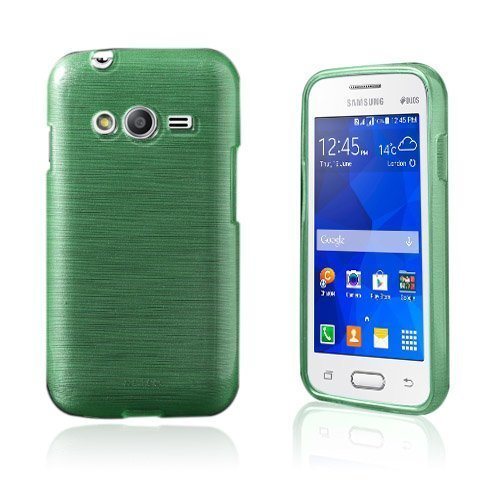 Bremer Samsung Galaxy Ace Nxt Suojakuori Turkoosi