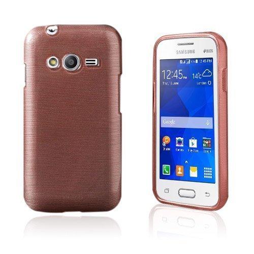 Bremer Samsung Galaxy Ace Nxt Suojakuori Vaaleanpunainen